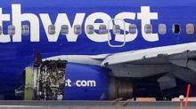 Southwest engine explosion began when fan blade broke: NTSB