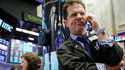Stocks fall, retail sales disappoint