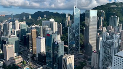 Harvard's Reinhart warns HK could trigger world recession