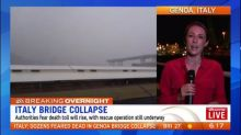 Italy bridge collapse death toll stands at 22