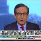 Fox's Chris Wallace: Trump Has 'Good Reason' to Be 'Paranoid' About Pelosi, Schiff