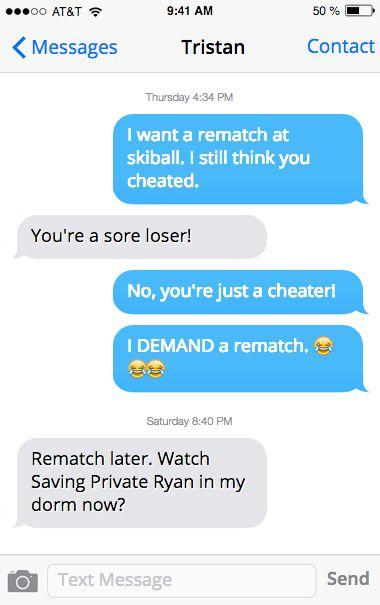 7 Text Messages That Prove He S Just Not That Into You