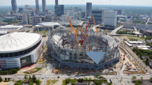 Falcons' new stadium set to open in mid-August; Georgia Dome still available (updated)