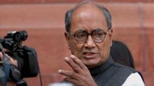 Will contest from anywhere Rahul Gandhi asks me to: Digvijaya to Nath