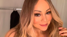Mariah Carey has the range to shut down the bottle cap challenge