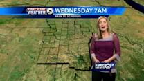 Cold, quiet weather pattern settles in for week
