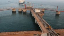China's February LNG imports fell from January record as winter demand eased