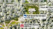 Jurong Gateway project breathes sigh of relief after Mahathir makes u-turn on HSR