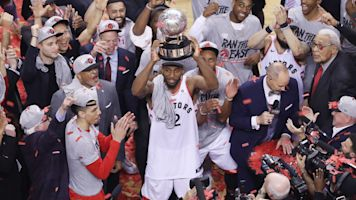 Glee, the North! Raptors advance to NBA Finals