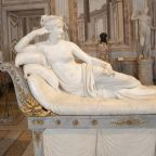 A Tourist Snapped the Toes Off a 19th-Century Italian Statue While Posing for a Photo