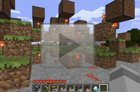 Block mesa plays Portal's 'Still Alive' in Minecraft