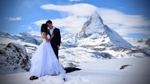 These Might Be the Most Beautiful Wedding Photos Ever Taken