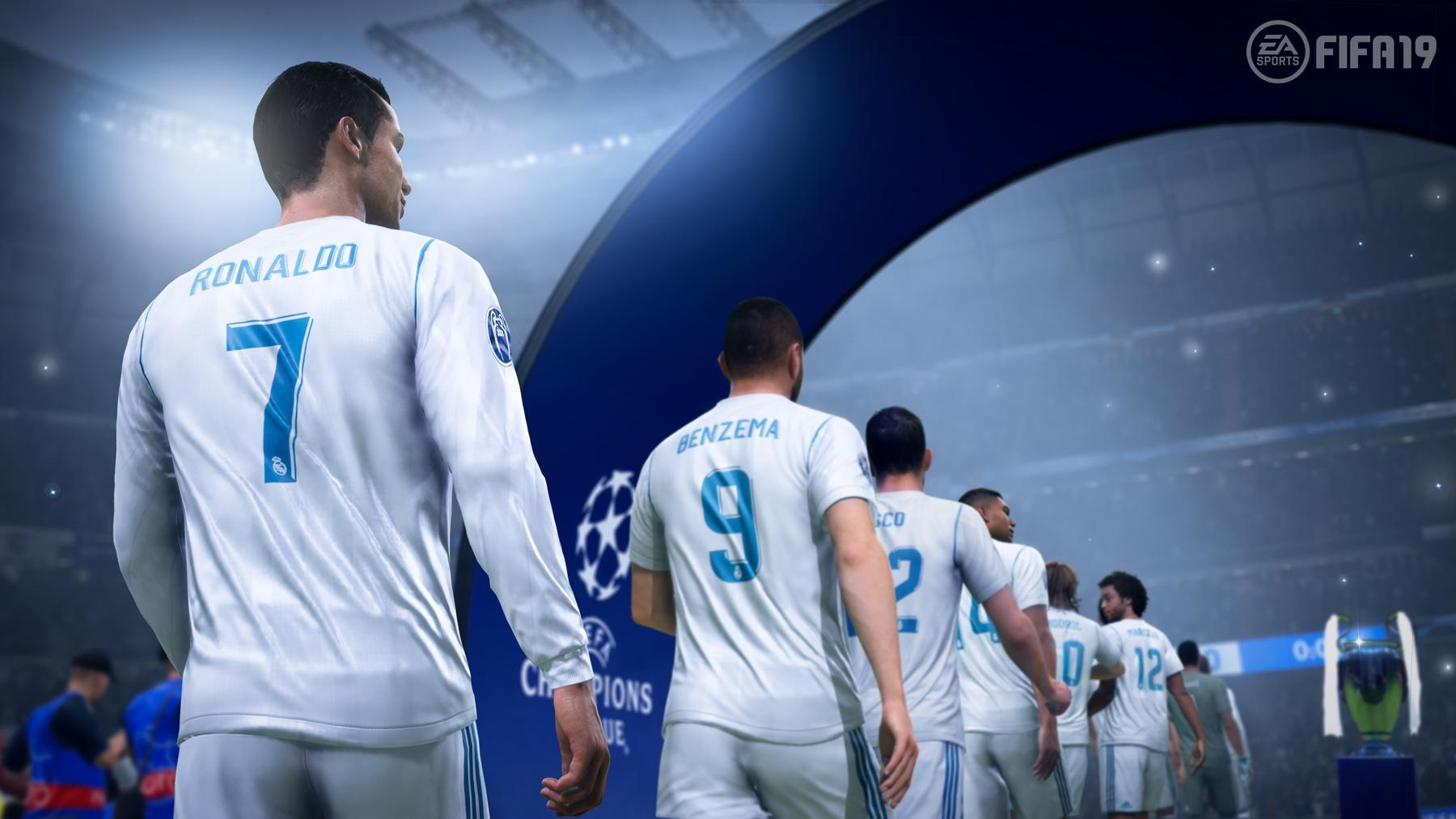 How Ronaldo's transfer impacted The Journey in 'FIFA 19'