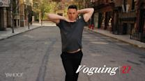 Channing Tatum Voguing for Vanity Fair is EVERYTHING!