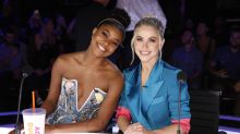 Julianne Hough commends Gabrielle Union for 'speaking her truth' about 'America's Got Talent'