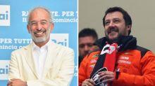 """Gad Lerner: """"Salvini? Sto ancora godendo per il gol nel derby del nostro capitano extracomunitario"""""""