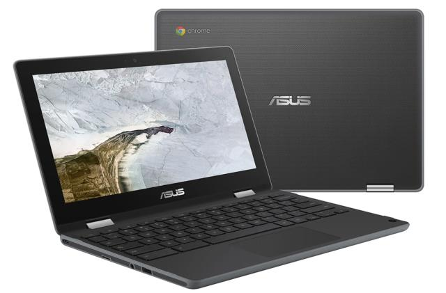 ASUS unveils its first Chrome OS tablet