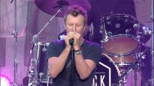 Dierks Bentley Performs 'I Hold On' Live From Nashville on 'GMA'