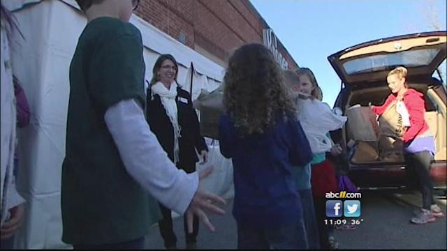ABC11 food drive makes sure no one goes hungry