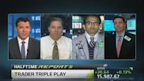 Trader triple play: Banks, rates & commodities