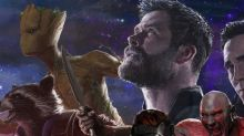 Guardians 2's extended scene gives us more Teen Groot