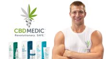 Rob Gronkowski (Gronk) Becomes an Advocate for CBD and Partners With Abacus Health Products, Maker of CBDMEDICtm