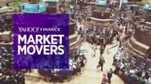 Yahoo Finance Live: Market Movers - Jul 18th, 2018