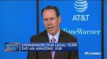 AT&T CEO lays out next moves with Time Warner team