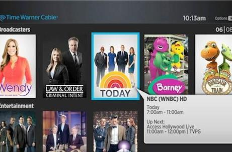 Time Warner Cable's TWC TV app is now streaming on Roku