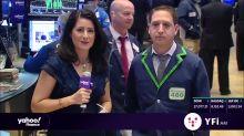 Matt Aronowitz speaks with Yahoo Finance about Thursday's market action