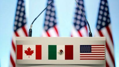 U.S., Mexico eye Canada's return to NAFTA negotiation