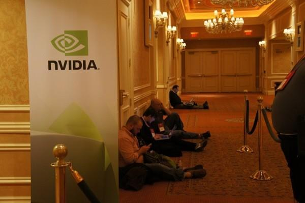 Live from NVIDIA's CES 2012 press event