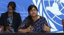 La ONU pide investigación internacional sobre Venezuela