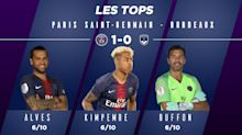 PSG-Bordeaux (1-0) : le Top-Flop
