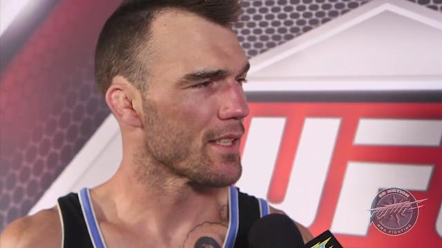 George Roop feels he 'earned respect' with his impressive finish of Brian Bowles at UFC 160