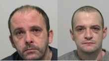 Two friends whose drunken behaviour led to 220 police call-outs have been banned from each other's homes