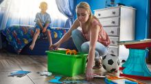 Mum willing to pay someone to teach 'lazy' sons and husband how to do chores