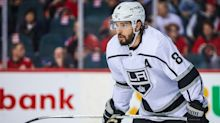 Doughty on Kings: 'Since we won the last Cup, it's been sh*t'