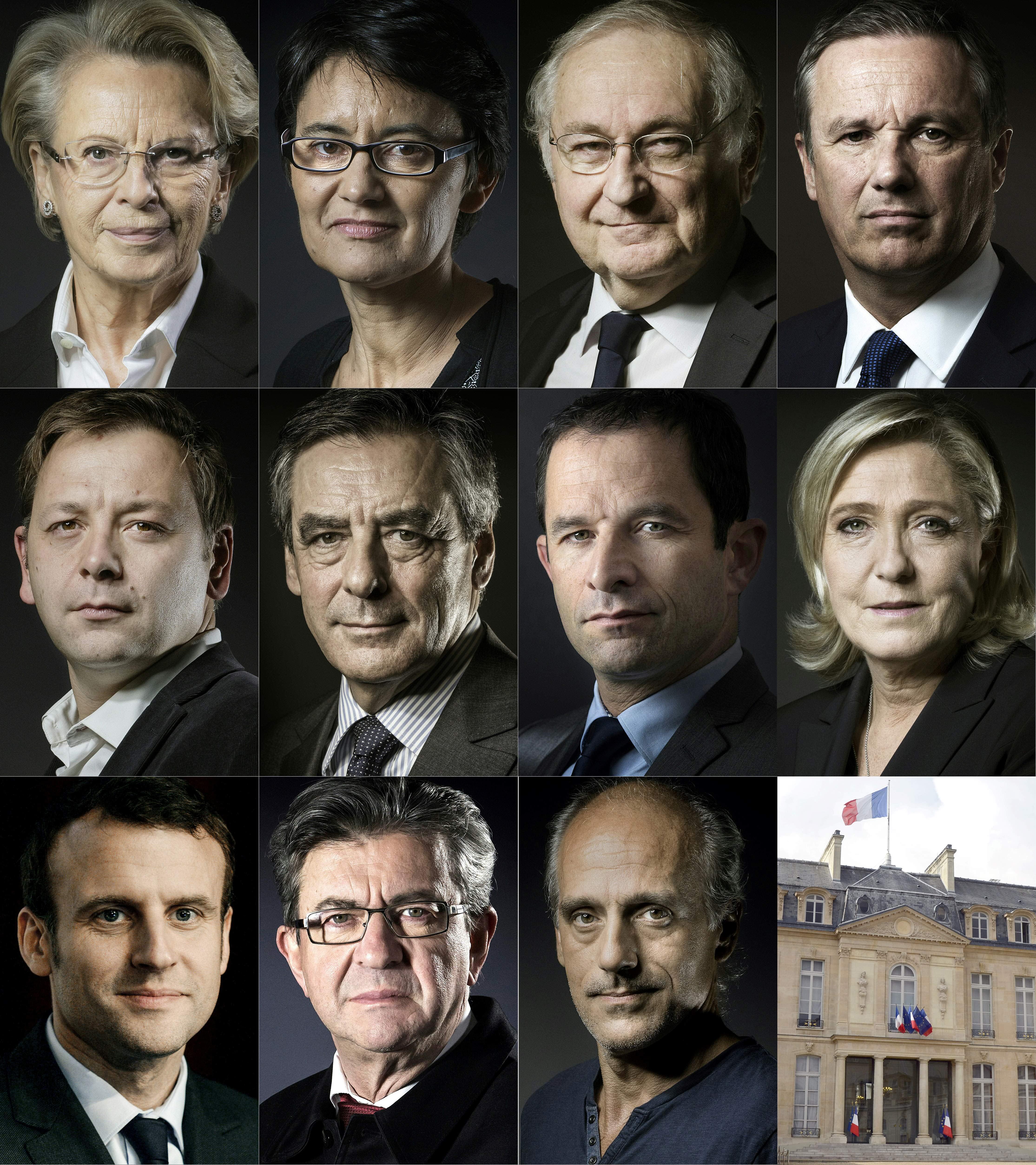 Petrodollars Outre Monde 2017: 500 Signatures: Les Dés Sont Jetés Pour Tous Les Candidats
