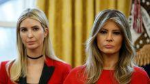 """La """"operación bloquear a Ivanka"""" que Melania Trump habría emprendido contra la hija de su esposo Donald Trump"""
