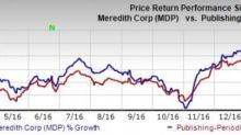 Will Q3 Earnings Hold a Surprise for Meredith (MDP) Stock?
