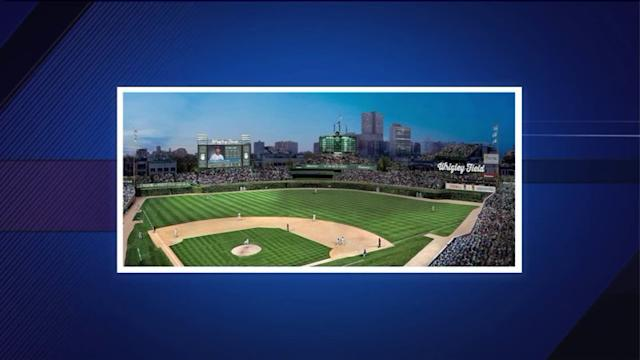 Chicago alderman demands changes to Wrigley renovation plan