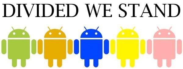 Counterpoint: fragmentation won't destroy Android after all