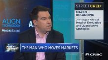 The man who moves markets sees a 20% rally this year