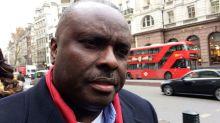 Nigerian politician Ibori appeals against UK fraud conviction