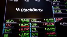 BlackBerry Falls as All-Important Software Revenue Plunges