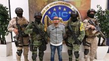 Mexican army arrests drug lord in losing battle against increasingly violent cartels