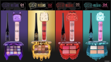 Wickedly fun: Ulta just launched a makeup line inspired by Disney villains you love to hate