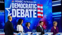 DNC Drops Lackluster Fundraising Numbers During Dem Debate