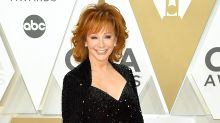 Reba McEntire Walks Red Carpet at 2019 CMA Awards After Confirming Breakup